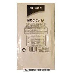 Sharp MX-51 GVSA színes developer, 100.000 oldal | eredeti termék