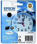 Epson T2701 Bk fekete tintapatron /C13T27014010/, 6,2 ml | eredeti termék