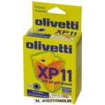 Olivetti XP 11 Bk fekete tintapatron /B0288/ | eredeti termék
