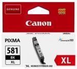 Canon CLI-581XL Bk fekete tintapatron /2052C001/, 8,3 ml   eredeti termék