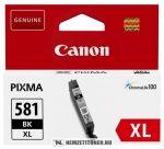 Canon CLI-581XL Bk fekete tintapatron /2052C001/, 8,3 ml | eredeti termék
