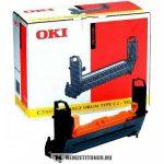 OKI C7100, C7300 Y sárga dobegység /41962805, TYPE C4/, 23.000 oldal | eredeti termék