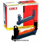 OKI C7100, C7300 Y sárga dobegység /41962805, TYPE C4/, 23.000 oldal   eredeti termék
