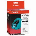 Canon BC-30E Bk fekete fej+tintapatron /4608A002/   eredeti termék