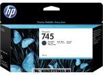HP F9K05A MBk matt fekete XL #No.745 tintapatron, 300 ml   eredeti termék