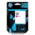 HP C4843AE M magenta #No.10 tintapatron, 29 ml | eredeti termék