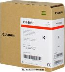 Canon PFI-306 R vörös tintapatron /6663B001/, 330 ml | eredeti termék