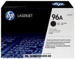 HP C4096A - 96A - fekete toner, 5.000 oldal | eredeti termék