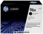 HP C4096A - 96A - fekete toner, 5.000 oldal   eredeti termék