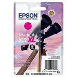 Epson T02W3 M magenta tintapatron /C13T02W34010, 502XL/ 6,4 ml | eredeti termék
