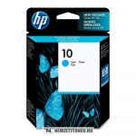 HP C4841AE C ciánkék #No.10 tintapatron, 29 ml | eredeti termék