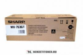 Sharp MX-753 GT toner, 83.000 oldal   eredeti termék
