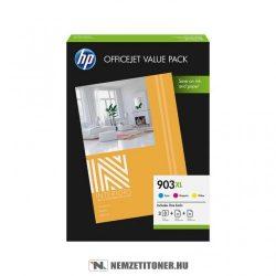 HP 1CC20AE CMY multipack #No.903XL  tintapatron, 3x9,5 ml | eredeti termék