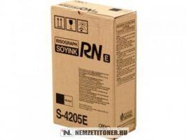 RISO RN Bk fekete tinta /S-4205/, 2x1000 ml | eredeti termék