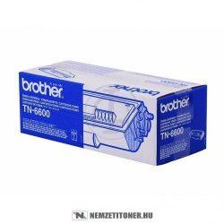 Brother TN-6600 toner, 6.000 oldal   eredeti termék