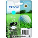 Epson T3462 C ciánkék tintapatron /C13T34624010/, 4,2 ml   eredeti termék