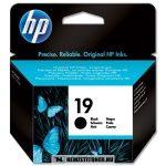 HP C6628AE Bk fekete #No.19 tintapatron, 30 ml   eredeti termék