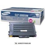 Samsung CLP-500 M magenta toner /CLP-500D5M/ELS/, 5.000 oldal | eredeti termék