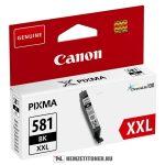 Canon CLI-581 XXL Bk fekete tintapatron /1998C001/, 11,7 ml   eredeti termék