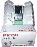 Ricoh Aficio TYPE-M tűzőkapocs /413013/, 5.000 oldal | eredeti termék