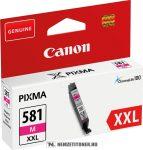 Canon CLI-581 XXL M magenta tintapatron /1996C001/, 11,7 ml | eredeti termék