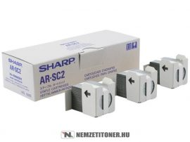 Sharp AR-SC2 tűzőkapocs, 5.000 db | eredeti termék