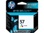 HP C6657AE színes #No.57 tintapatron, 17 ml | eredeti termék