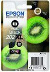 Epson T02H1 PBk fotó fekete tintapatron /C13T02H14010, 202XL/, 7,9 ml | eredeti termék