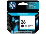 HP 51626AE Bk fekete #No.26 tintapatron, 40 ml | eredeti termék