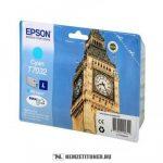 Epson T7032 C ciánkék tintapatron /C13T70324010/, 9,6 ml | eredeti termék