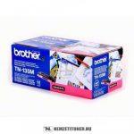 Brother TN-135 M magenta toner, 4.000 oldal | eredeti termék