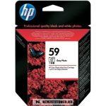 HP C9359AE GY szürke #No.59 tintapatron, 17 ml | eredeti termék