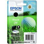 Epson T3461 Bk fekete tintapatron /C13T34614010/, 6,1 ml | eredeti termék