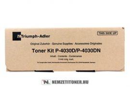 Triumph-Adler P-4030D toner /44340 10015/, 12.000 oldal | eredeti termék