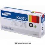 Samsung CLP-320, 325 Bk fekete toner /CLT-K4072S/ELS/, 1.500 oldal   eredeti termék