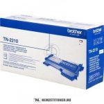 Brother TN-2210 toner, 1.200 oldal | eredeti termék