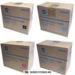 Konica Minolta MagiColor 4750 A0X5 BkCMY toner A0X5, TNP-18 multipack, 6.000 oldal+3x4.000 oldal | eredeti termék