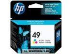HP 51649AE színes #No.49 tintapatron, 23 ml | eredeti termék