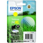 Epson T3474 XL Y sárga tintapatron /C13T34744010/, 10,8 ml | eredeti termék