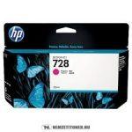 HP F9J66A M magenta  XL  #No.728 tintapatron, 130 ml | eredeti termék