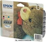 Epson T061540A0 multipack (T0611,612,613,614) tintapatron, 4x8 ml | eredeti termék