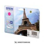Epson T7023 XL M magenta tintapatron /C13T70234010/, 21,3 ml | eredeti termék