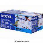 Brother TN-130 C ciánkék toner, 1.500 oldal   eredeti termék