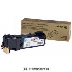 Xerox Phaser 6128 C ciánkék toner /106R01452, 106R01456/, 2.500 oldal | eredeti termék