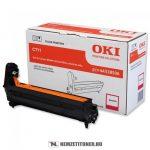 OKI C711 M magenta dobegység /44318506/, 20.000 oldal   eredeti termék