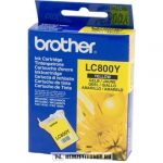 Brother LC-800 Y sárga tintapatron | eredeti termék