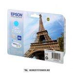 Epson T7022 XL C ciánkék tintapatron /C13T70224010/, 21,3 ml | eredeti termék