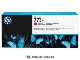 HP C1Q38A ChrR króm vörös #No.773C tintapatron, 775 ml | eredeti termék