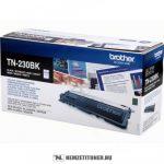 Brother TN-230 Bk fekete toner, 2.200 oldal | eredeti termék