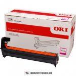 OKI C823, C833, C843 M magenta dobegység /46438002/, 30.000 oldal | eredeti termék